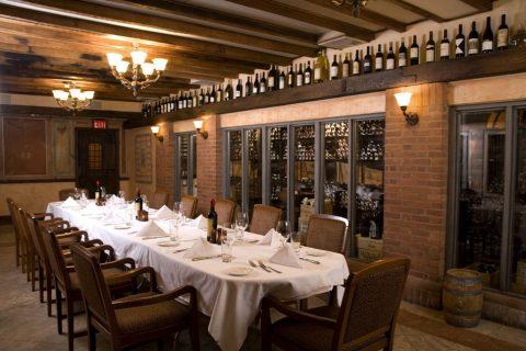Philadelphia Italian Restaurant Panorama