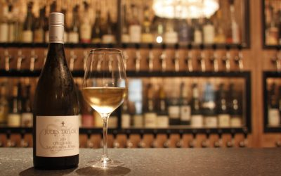 white wine of the month for August