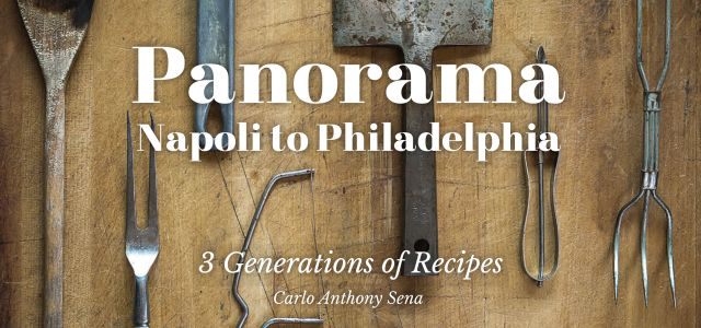 Panorama Cookbook