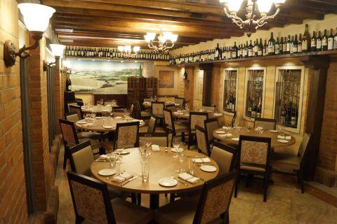 Italian Restaurant Philadelphia Panorama Penn S View Hotel